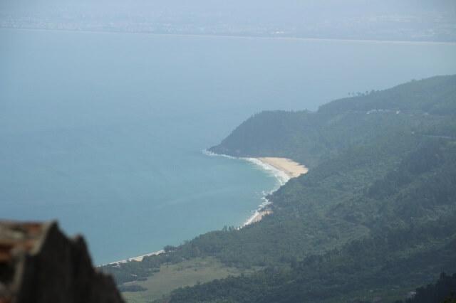 Mar de China, vistas