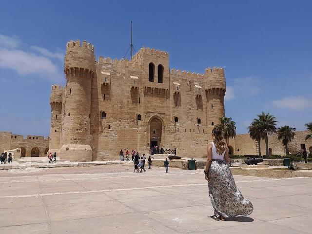 Qué ver en Alejandria Egipto