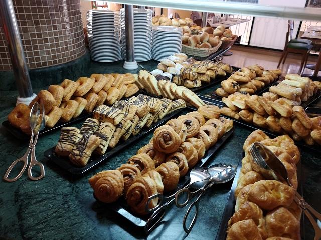 Bufete desayuno Hotel Hilton Hurghada