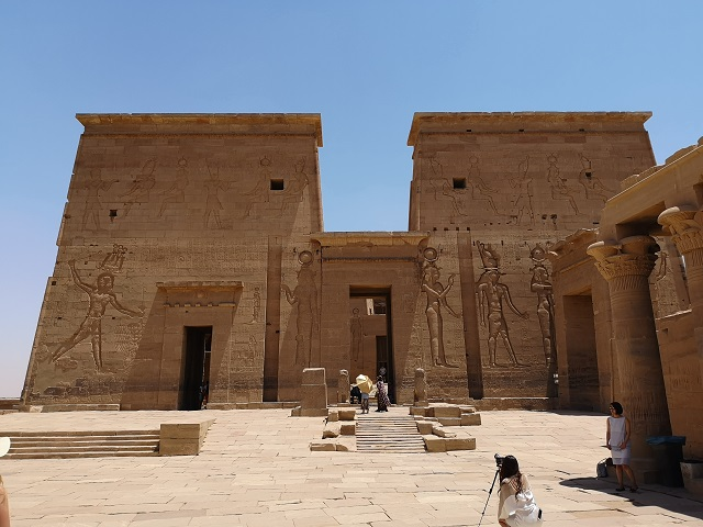 Es seguro viajar a Egipto, Philae