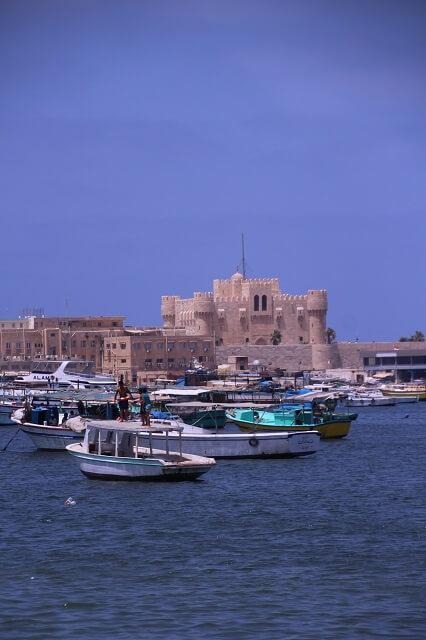 Alejandría, la novia del Mediterráneo