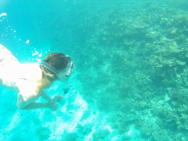 Snorkel en Hurghada