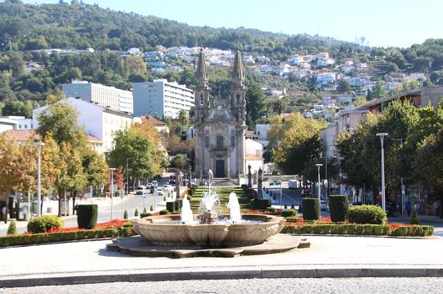 Iglesia de Nossa Senhora da Consolação e Santos Passos Guimaraes