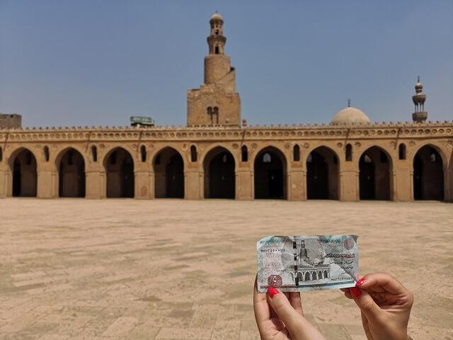 Que ver en el cairo, Mezquita Ibn Tulum