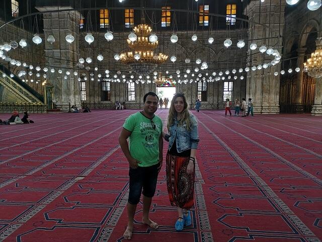 Guia en Egipto Mohammed