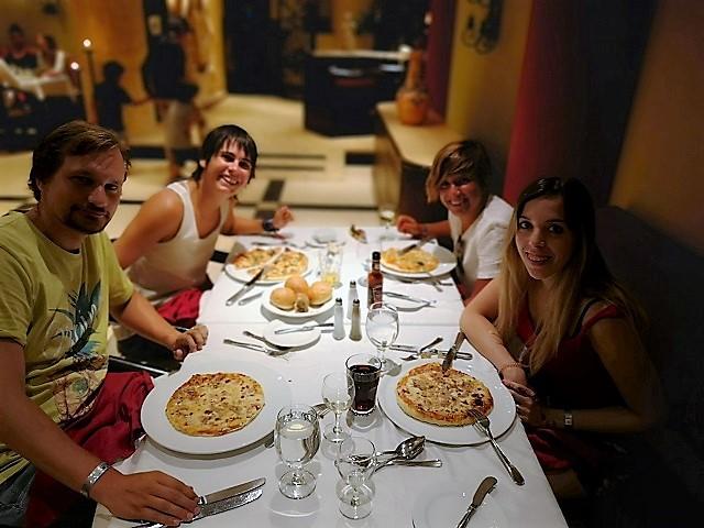 Restaurante Italiano Hotel Hilton Hurghada