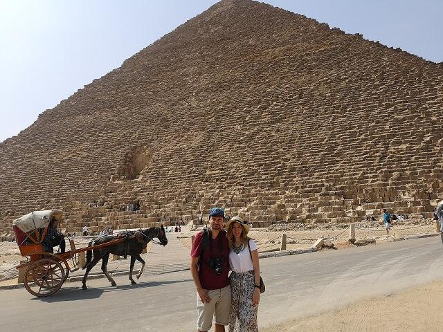 Pirámide de Keops, Egipto