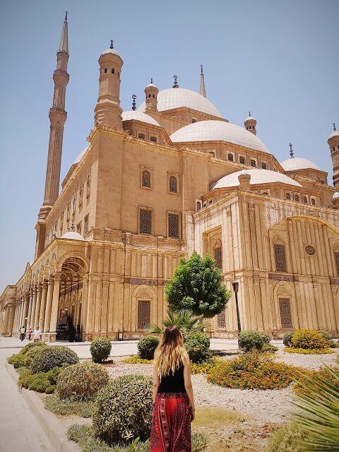 Que ver en el Cairo Mezquita de Alabastro