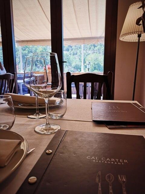 Restaurante Cal Carter Mura