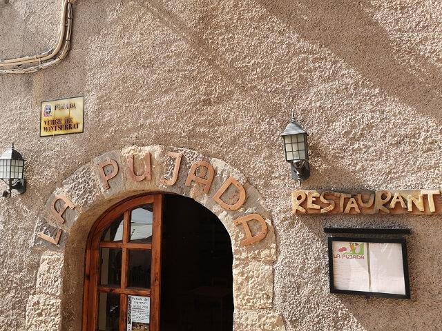 Restaurant la Pujada Mura