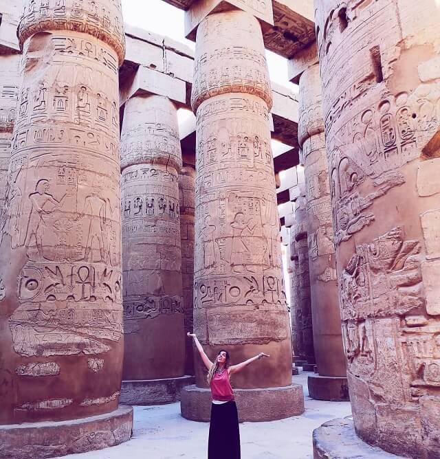 Templo de Karnak Egipto