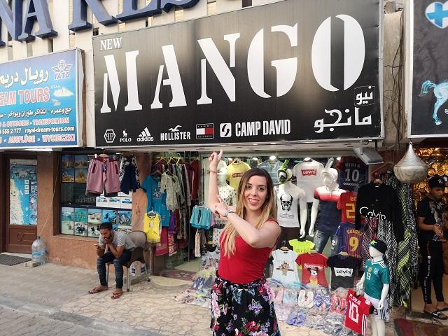 MANGO en Egipto