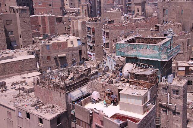 Vistas el Cairo CIudad