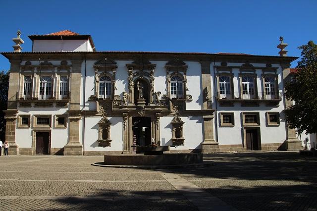 que ver en Guimaraes, convento de Santa Clara
