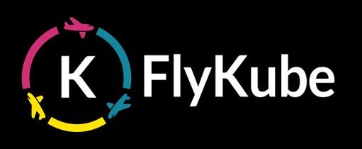 Logo Flykube viaje sorpresa