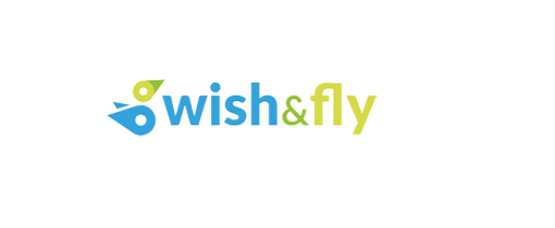 logo wish and fly