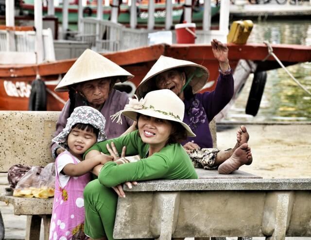 Gente de Hoi An