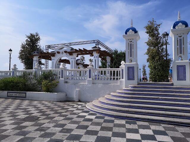 Plaza del Castillo Benidorm