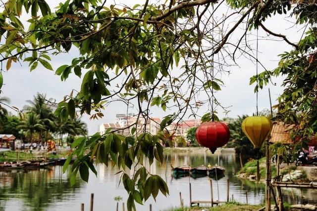 Hoi An la ciudad de los mil farolillos de colores