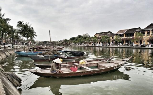 barca Hoi An