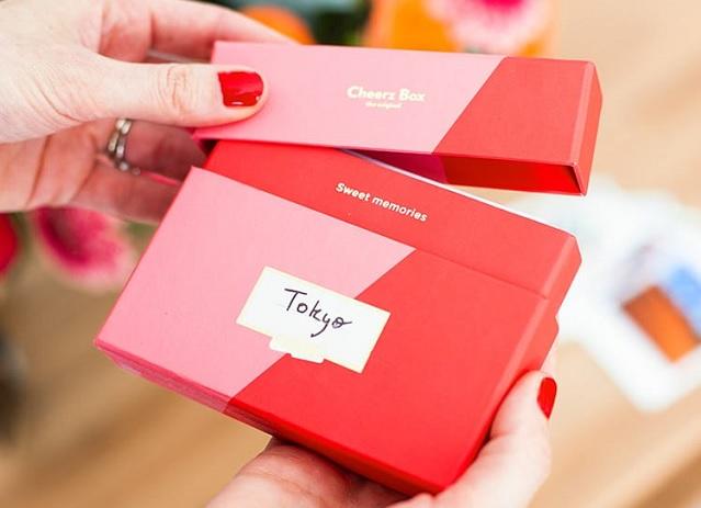 Cheerz box imprimir fotos