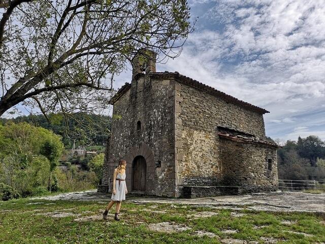 Ermita de Santa Magdalena Rupit