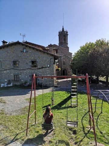 Iglesia de Sant Andreu de Pruit