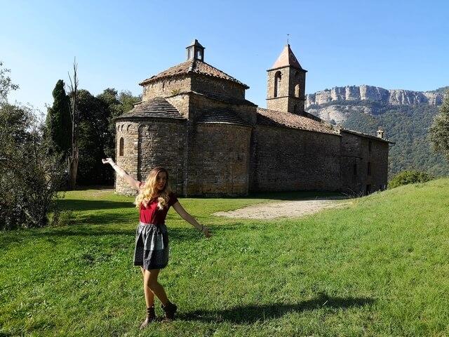 Iglesia de Sant Joan de Fàbregues