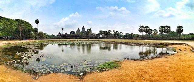 Panorámica Angkor