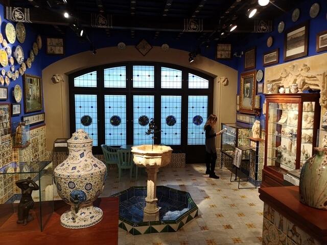 Que ver en Sitges, Museu Cal Ferrat