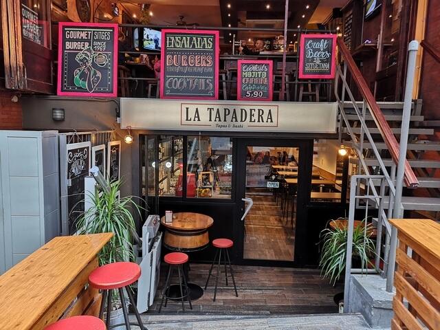 Restaurante La Tapadera Sitges