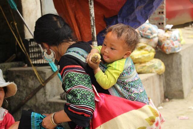 Tribu en Sapa