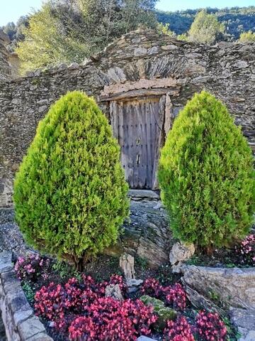 Beget casas de piedra