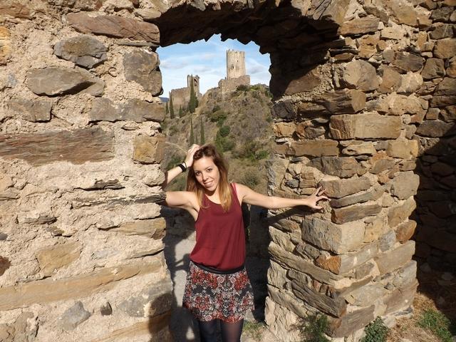 Castillo de Lastours