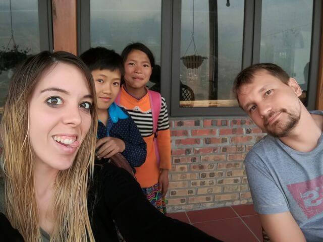 Homestay con niños