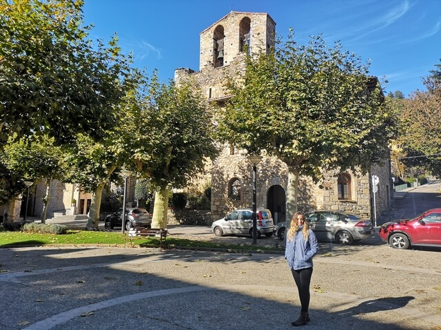 Iglesia de Santa María de Camprodón