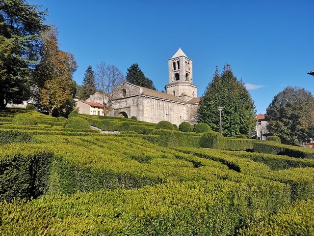 Monasterio de Sant Pere de Camprodón