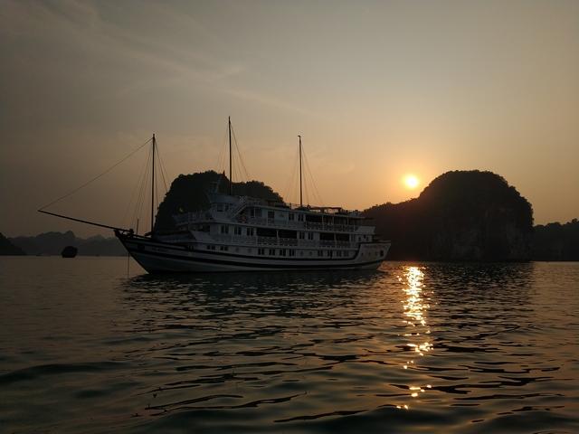 Paradise Cruise peak nuestro barco