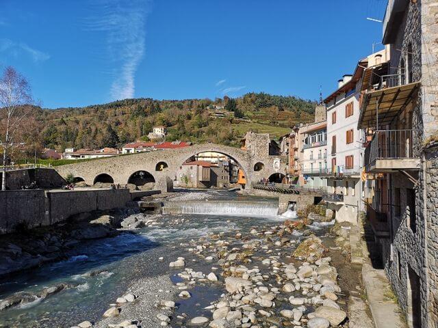 Pont Nou Camprodon