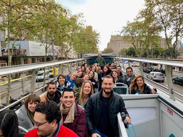 Bus Turistic de Barcelona