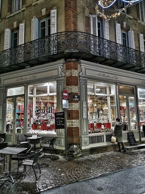 Tienda en casco antiguo de Albi