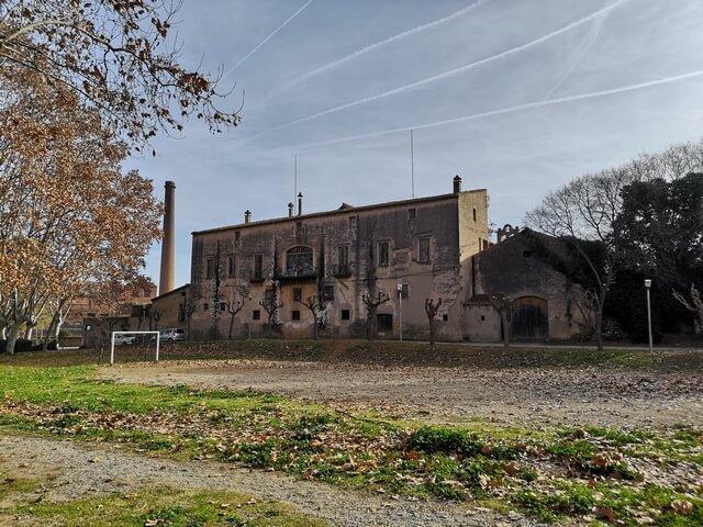 Colonia Guell - Can Soler de la Torre