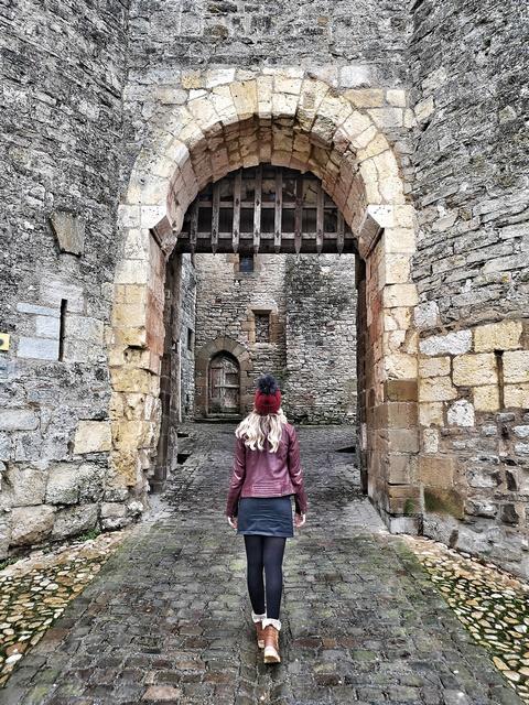 Puertas Muralla Cordes Sur Ciel