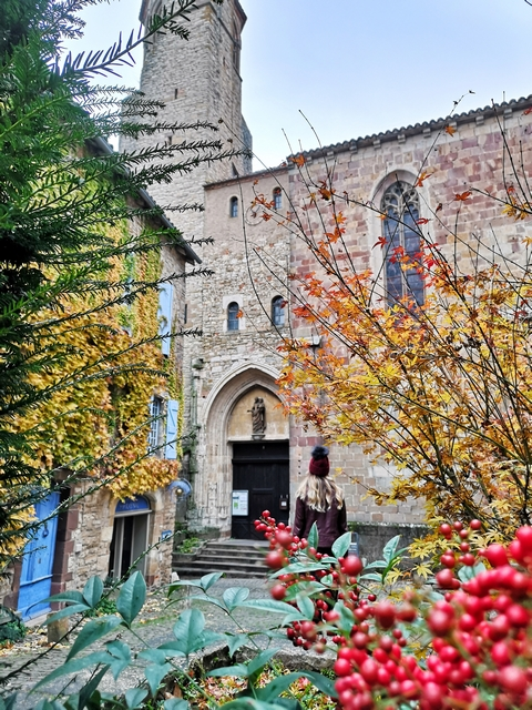 Plaza Iglesia Cordes Sur Ciel