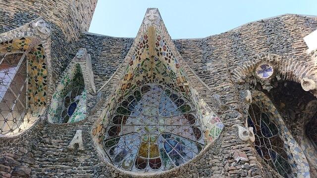 Detalle Gaudi Critpa Guell