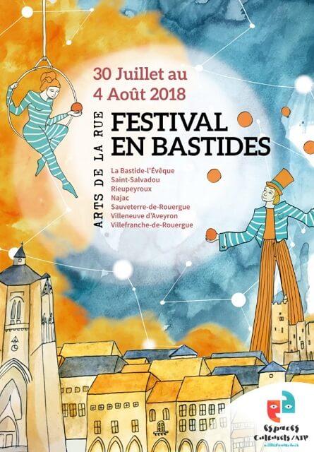 Festival en Bastides 2018