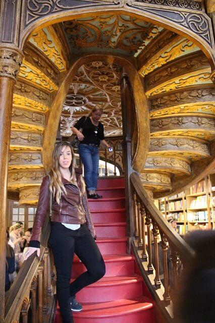 Foto típica Libreria Lello