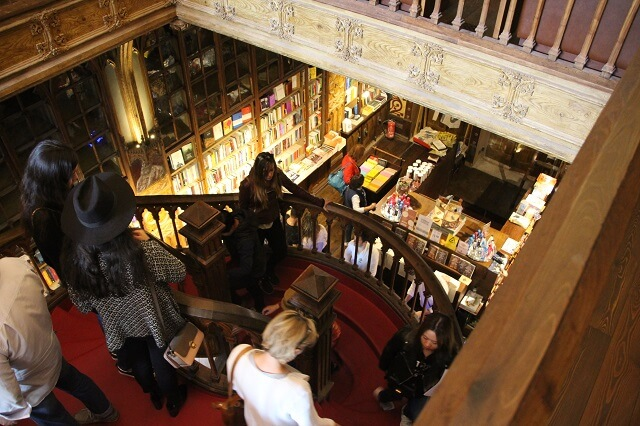 Libreria Harry Potter Oporto