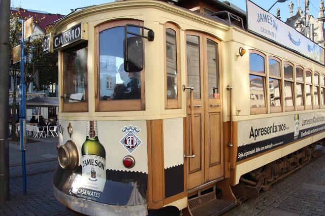 Tranvía de Portugal