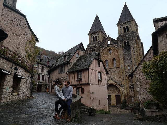 Ruta Midi Pyrenees Conques